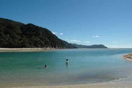 Abel Tasman National Park - Awaroa