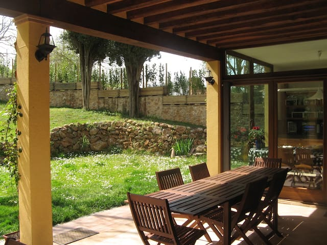 Large quiet Family & Kids dream Villa near Siena - Monteriggioni (SI) - Ház