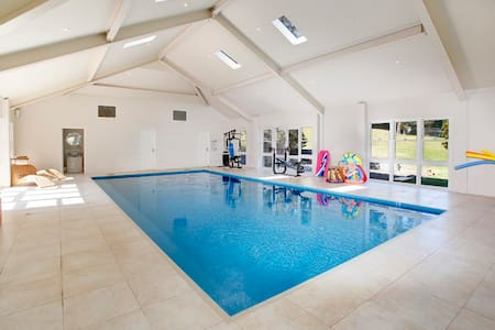 Iona Park- boutique residence with indoor pool. - Bowral - Rumah
