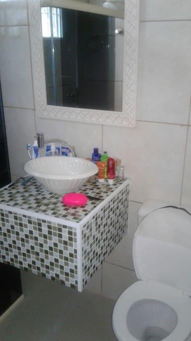 WC térreo