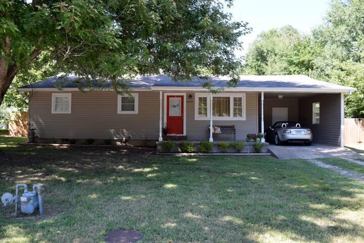 Vintage Fayetteville Home - Fayetteville - Casa