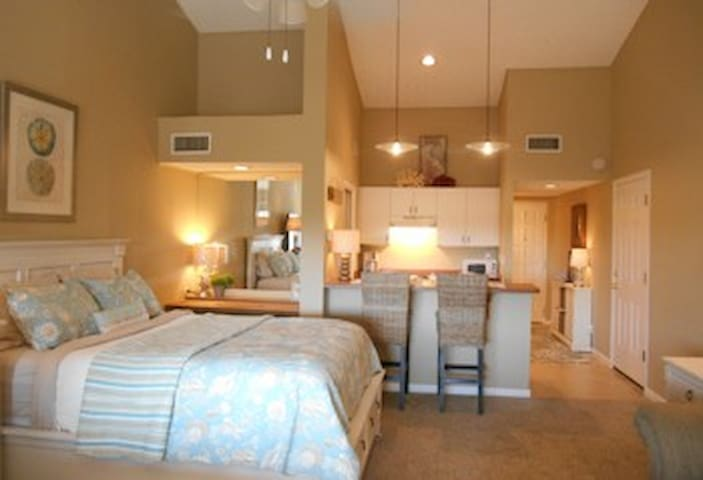 Gated Sawgrass Beach Club Condo, Ponte Vedra Beach