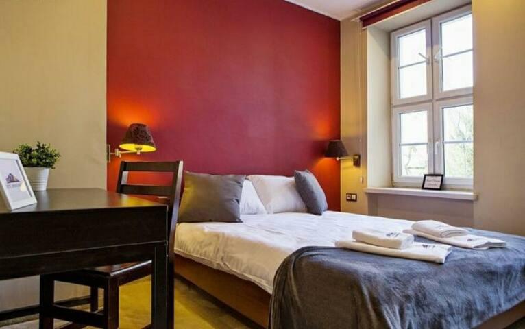 Pokój 2,Nocleg, Centrum,Sw. Ducha,Old Town