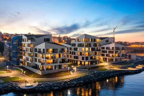 *New 2021 | Stunning Fjord View | Perfect Location