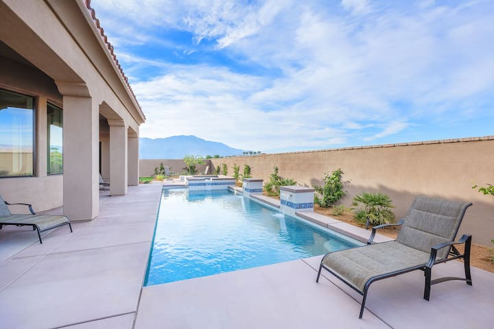 Newly Built Rancho Mirage Home with Private Pool