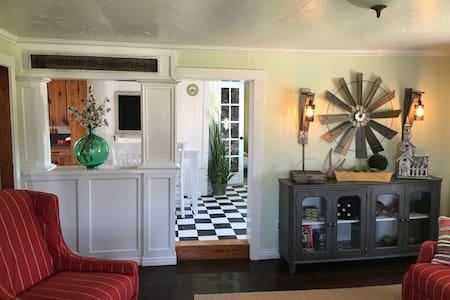 Buck Ridge Cottage - Harrison - Dom