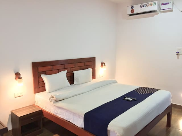 Deluxe BnB near Baga Beach in 30Mtrs