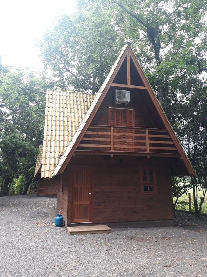 Pousada 03 - Camping Poço do Caixão
