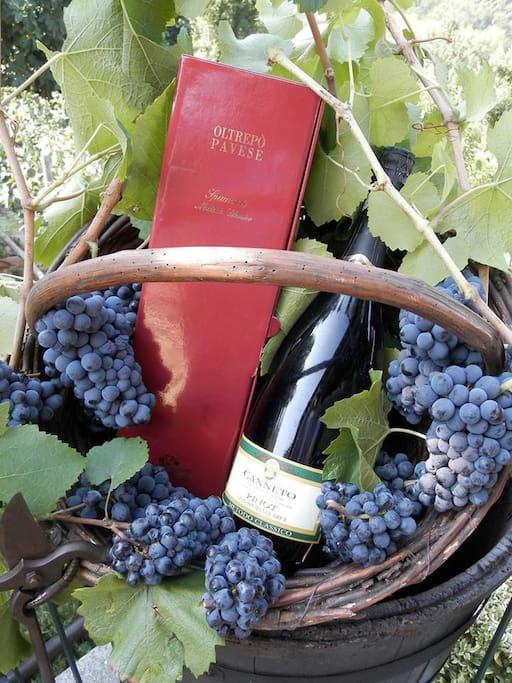 vino della zona