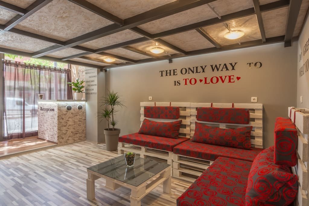 city hostel zadar auberges de jeunesse louer zadar. Black Bedroom Furniture Sets. Home Design Ideas