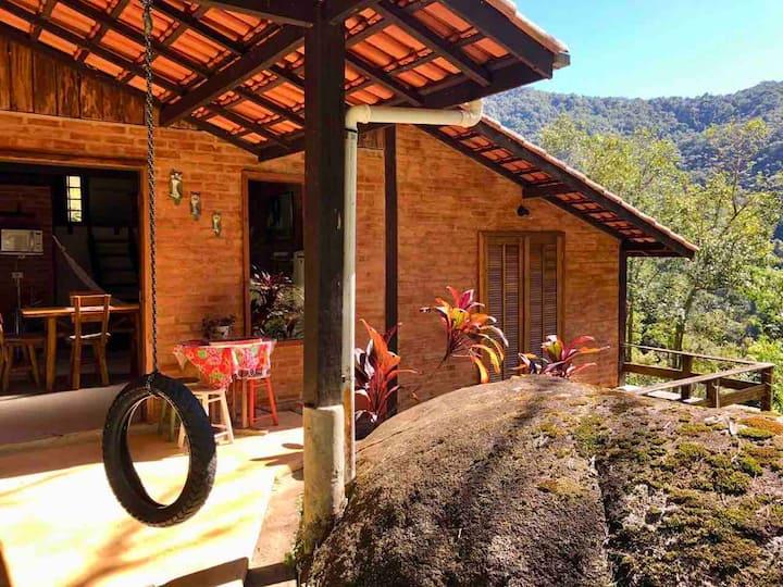 Casa Cachoeira do Escorrega - Visconde de Mauá