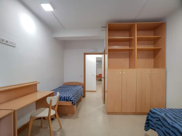 Double room with private bathroom, Sagrada Família