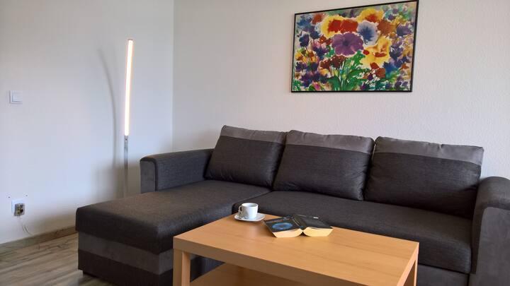 Zentral gelegenes City/Messe Apartment