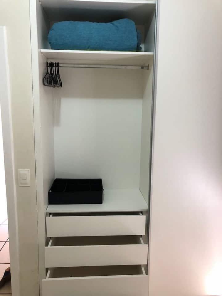 2 Quartos em apartamento prox UFMG