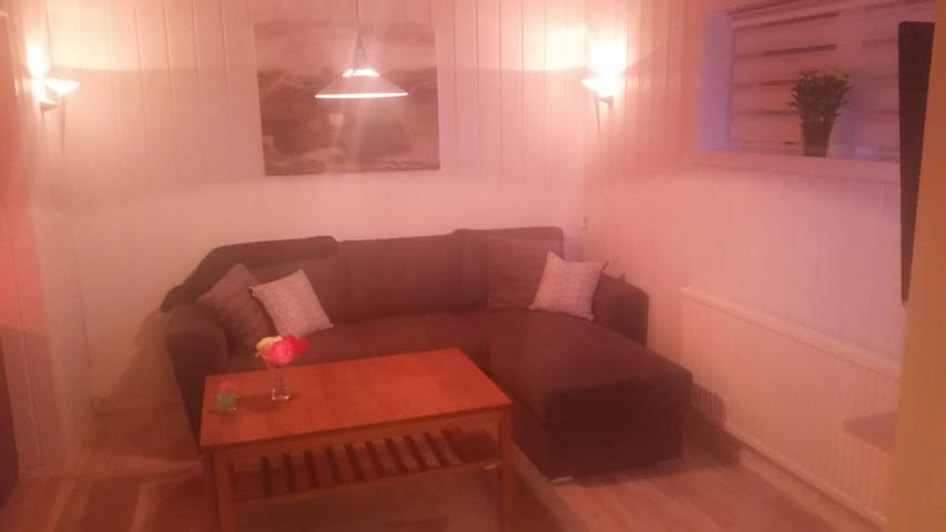Small apartment in heart of Thorshavn - Tórshavn - อพาร์ทเมนท์
