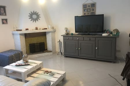 Villa riservata immersa nel verde - Rocca Sinibalda - Вилла