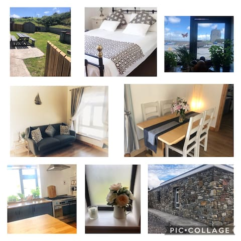 Cosy Clare Island retreat - Unique apartment stay