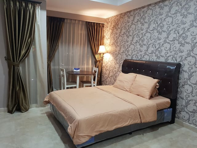 Comfy Elegant room at the heart of Jakarta