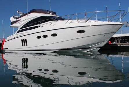 Luxury Fairline - Southampton - Barca