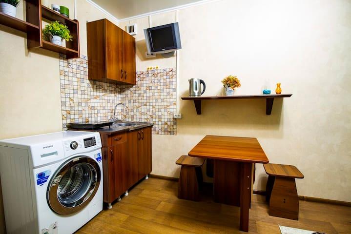 Квартира (1) студия проспект Свободный