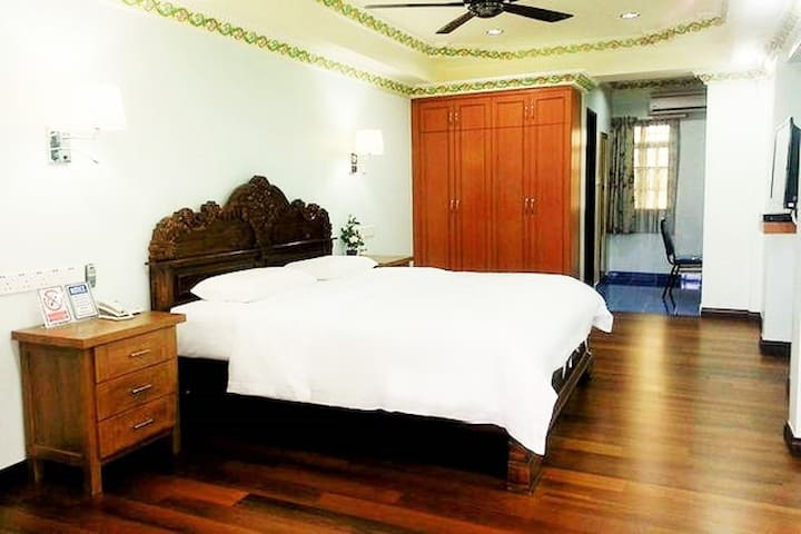 Ben & Roz Inn Double Bed 2 - Bahagian Pantai Barat - Bed & Breakfast