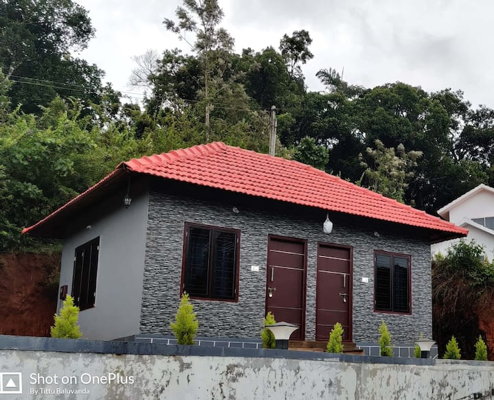 Cottage at a serene location, Madikeri-Coorg