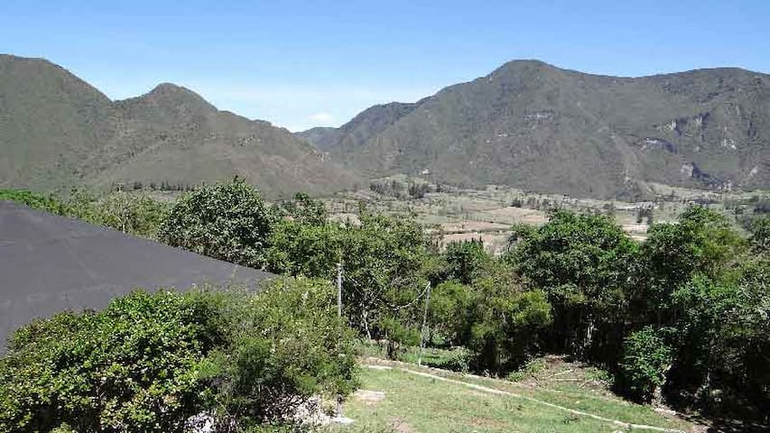 casa campestre Volcan Pululahua - Quito