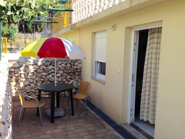 One bedroom apartment in Zadar