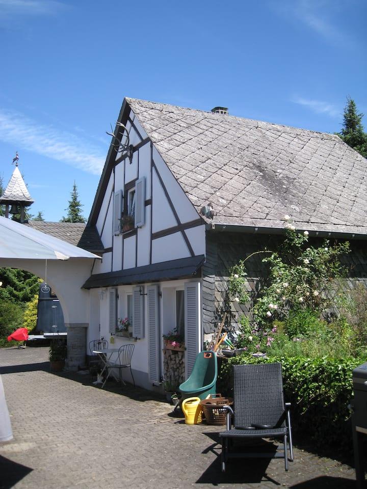 Jagdhaus in der Romantikmühle