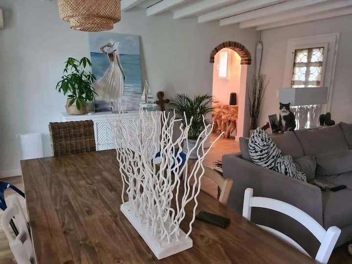 Maison aux portes de Narbonne