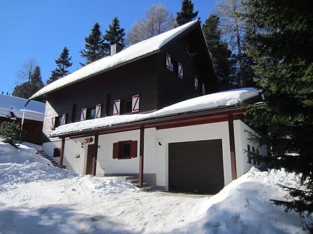 Zirbenwald-Lodge - Turrach