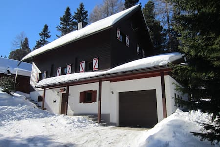 Zirbenwald-Lodge - Turrach - Chalet