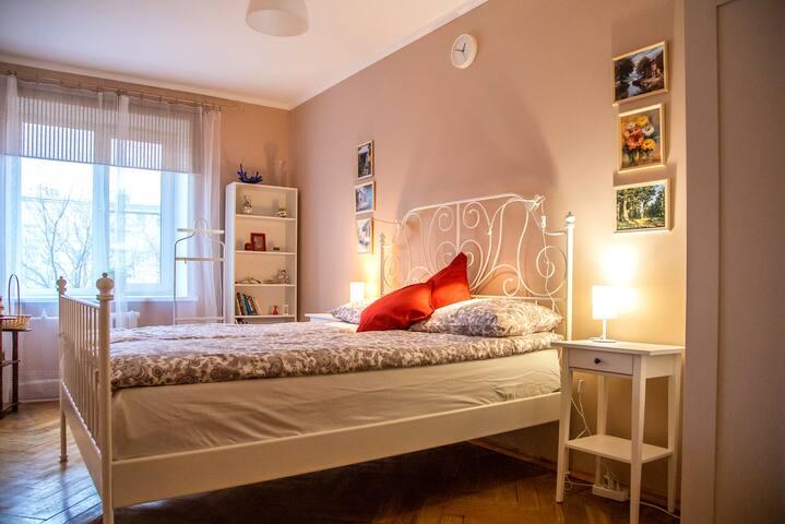 Galushkina apartment