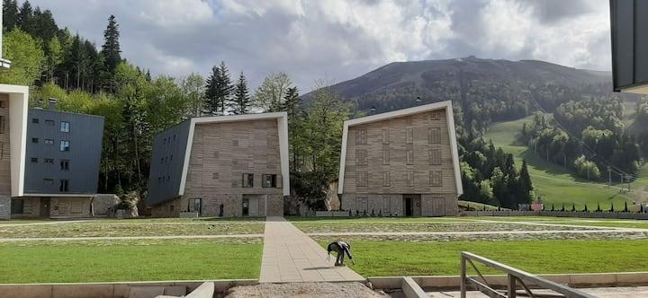 Bjelasnica Srebrena lisica - Babin do Apartman