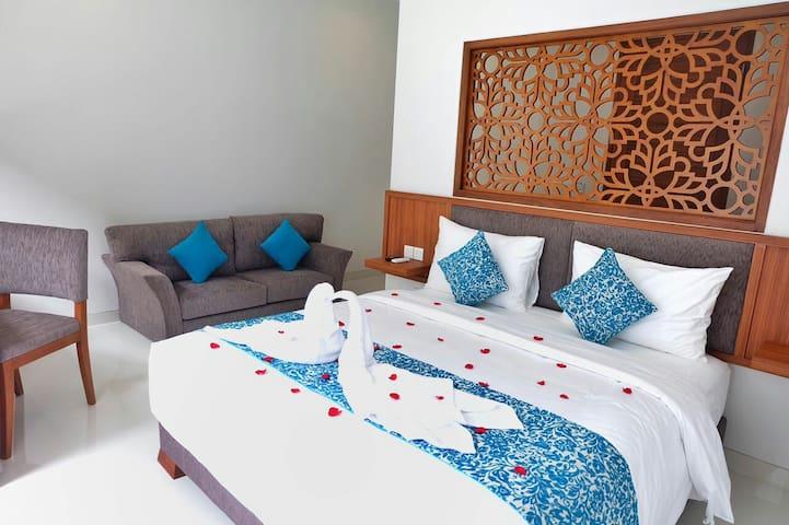 1BR Suite Apartment @ Renon Denpasar