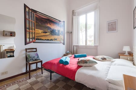 Tuscany Room - Warm&Welcoming Florence Home - Florenz - Haus
