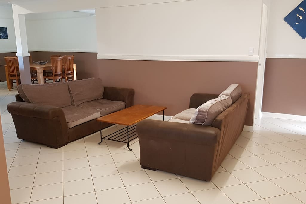 Comfortable lounges for lounging