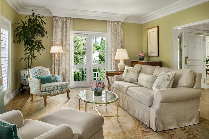 Peninsula Beverly Hills – Grand Villa Suite