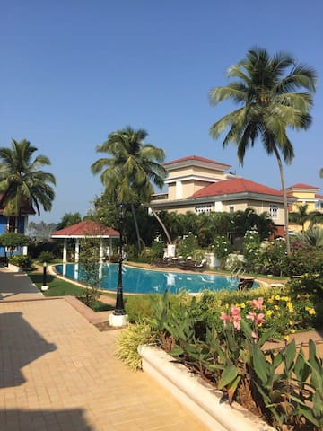2 bedroom luxurious suite in South Goa