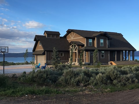 NUEVA casa Bear Lake Utah / Idaho