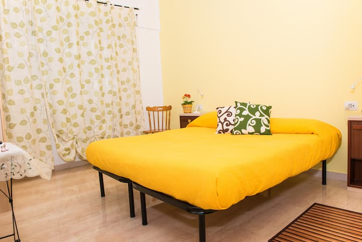 Room near Vatican City
