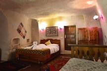 Gedik Cave Hotel Double Or Twin Rooms+Breakfast