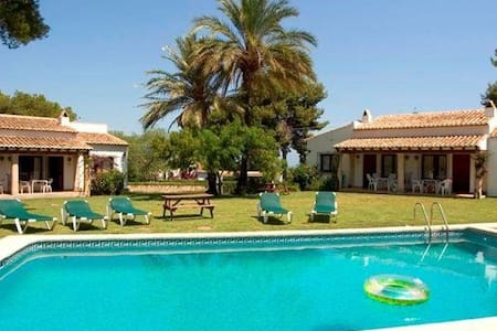 Holiday homes Tosalet bungalow 4 Javea - Javea - Ev
