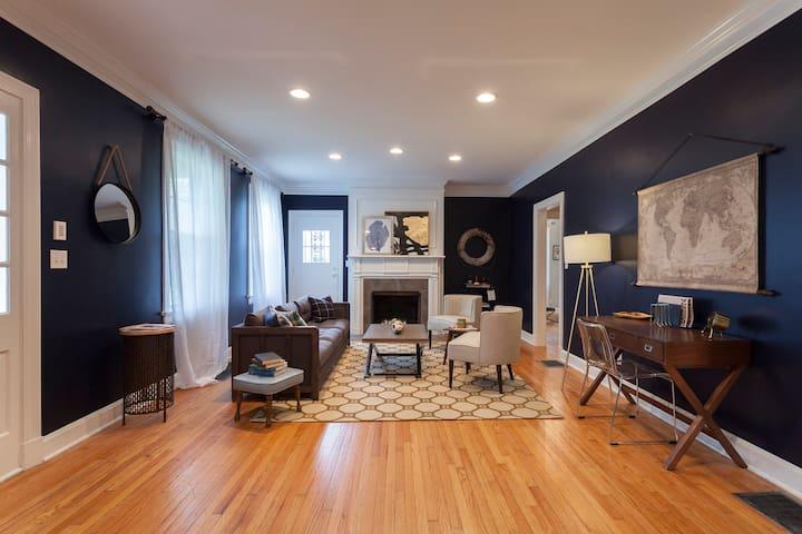 4BR Modern Dwelling East Nashville - Nashville - House