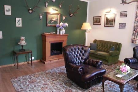 "Gästehaus Alt-England App. ""Old Hunters Place"" - Bad Grund - Apartament"