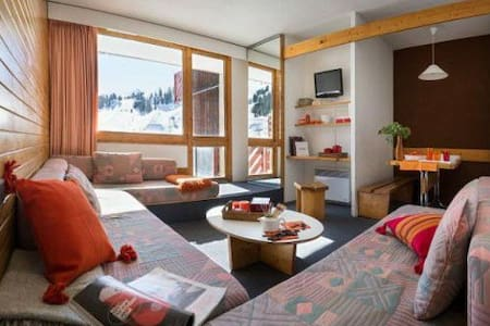 Appartement SKI Plagne-Bellecôte - Mâcot-la-Plagne - Apartment
