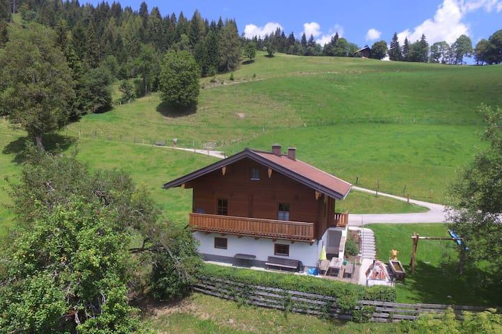 Spacious Holiday Home near Ski Area in Wagrain
