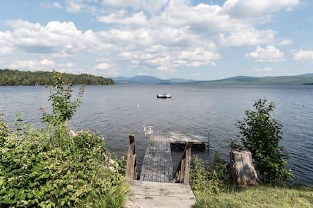 Finlandia Cabin#1 on Rangeley Lake