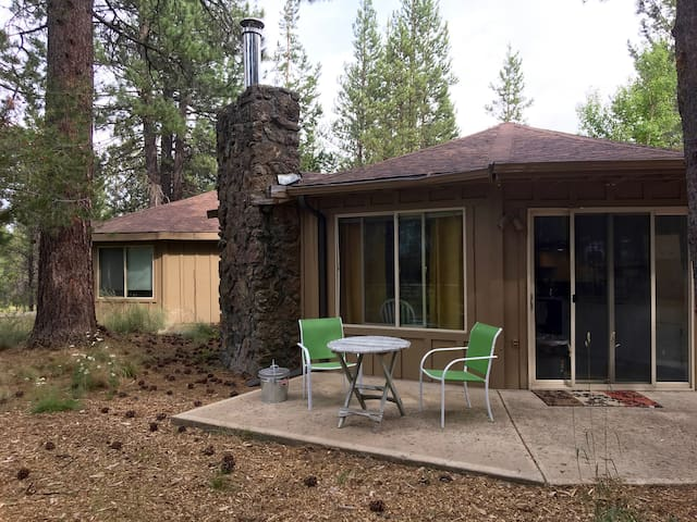 Spring River Yurt-Cabin