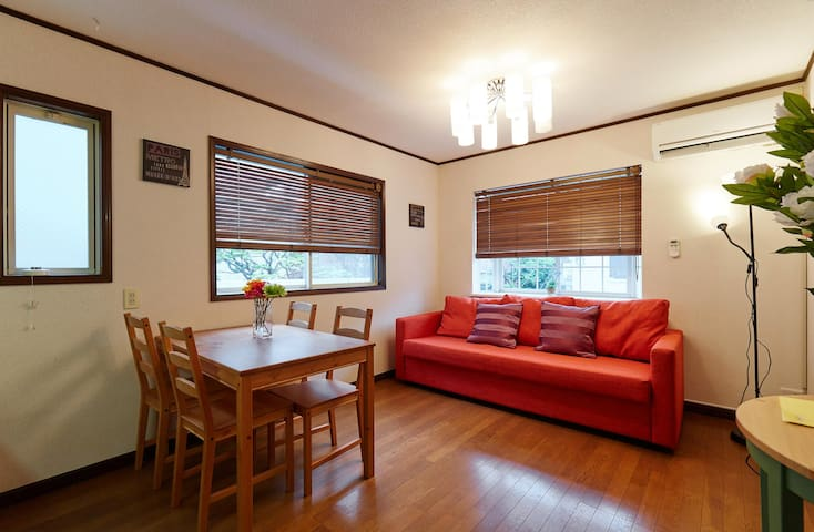 ROPPONGI Private 2 BR House near HILLS and MIDTOWN - Minato-ku - Haus